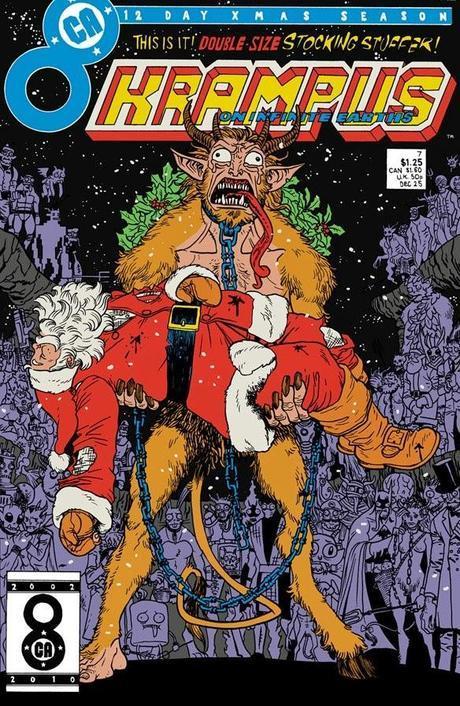 The Wonderful Creatures in Pop Culture(8): Krampus!