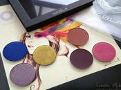 Nabla Cosmetics Genesis Collection Preview: swatches, comparazioni prime impressioni