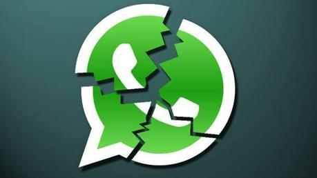 WhatsApp per Android si blocca a causa di un bug