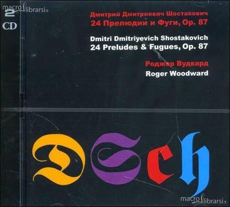 24 Preludes & Fugues, Op. 87. CD Musica Classica di Dmitri Shostakovich