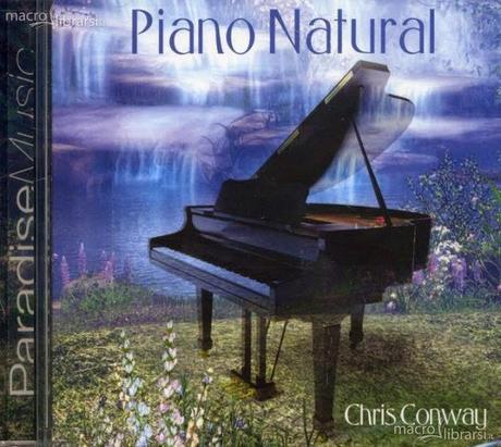 Piano Natural. CD Musica di Chris Conway