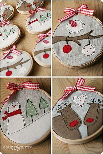 Idee per Natale: Christmas Gifts, tags & wraps