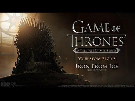 Game of Thrones: A Telltale Games Series Episode 1 – Iron from Ice