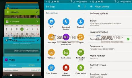 Android 5.0 Lollipop su Samsung Galaxy S5 disponibile: video anteprima in italiano