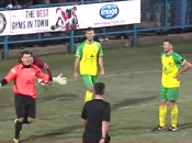 (VIDEO)Crazy goal 90°+3 United Barwell Trophy Replay match