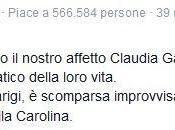 Dramma Claudia Galanti, morta piccola Indila Carolina