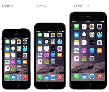 L'iPhone 6 Plus fa aumentare la diffusione di iOS rispetto all'anno scorso!