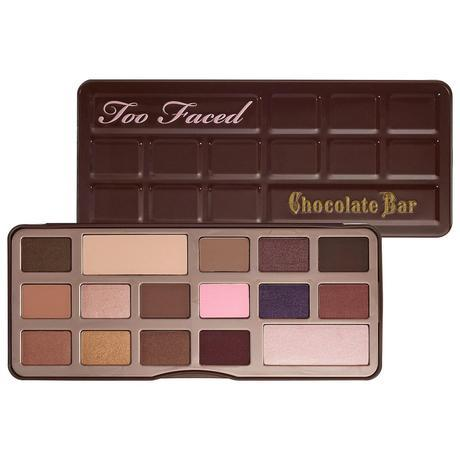 Too Faced, chocolate bar.... troppi marroni porcamiseria, troppi!!!