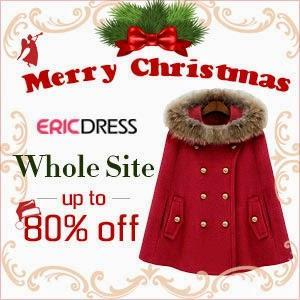 Moda - Ericdress Christmas dress up: idee outfit per Natale