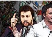 MATTEO CONTRO #renzi #salvini #politica
