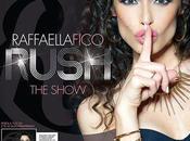 """Raffaella Fico concerto """"Rush Show"""" nell'unica data italiana Milano dicembre"""