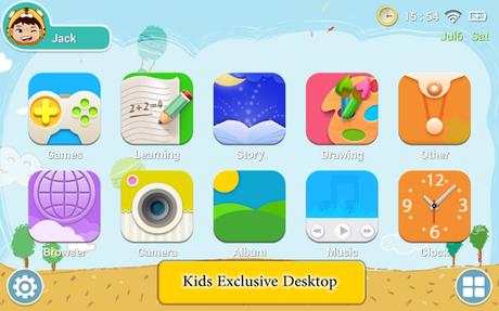 Modalità bambino   le migliori applicazioni Android