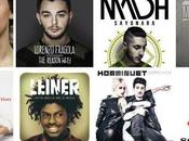 FACTOR 2014: radio singoli finalisti ILARIA, LORENZO FRAGOLA, MADH MARIO EMMA MORTON, LEINER KOMMINUET
