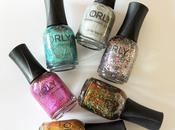 Orly Sparkle Collection: Recensione Swatch
