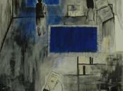 "superfluo"", serie pittorica Raffaele Gatta"