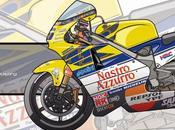 Motorcycle Honda 2001 Evan DeCiren