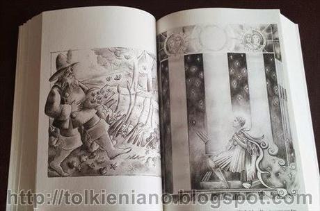 J.R.R. Tolkien, l'effigie des Elfes, curato da Michael Devaux, 2014 - Recensione e presentazione.