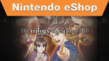 Phoenix Wright: Ace Attorney Trilogy - Trailer di lancio