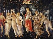 Schema punto croce: Primavera Botticelli
