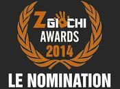 Z-Giochi Awards 2014 Nomination