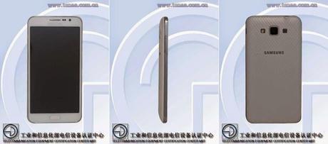 Samsung Galaxy Grand 3 certificato in Cina: ecco la scheda tecnica