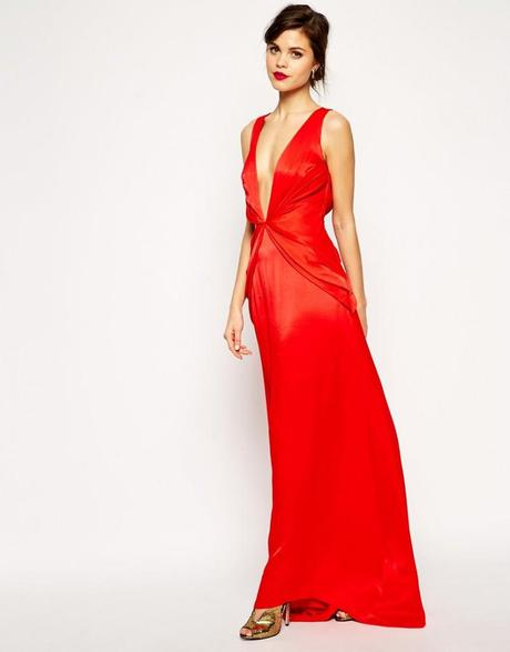 d9e58c4446c8 Vestirsi di rosso a Natale o Capodanno  10 abiti dal marsala al ...