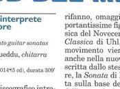 Novecento Guitar Sonatas Mese