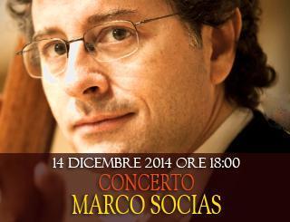 Festival Corde d'Autunno Terzo appuntamento - Marco Socias