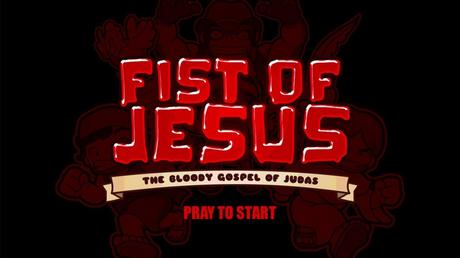 Fist of Jesus - Il trailer di lancio su Steam