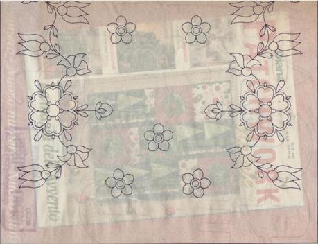 Favoloso Il ricamo classico: Ricamo su maglia - Paperblog NA31