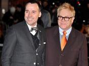 Elton John dopo vent'anni sposa compagno David Furnish