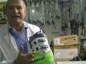 Jolly Sport Torino Preparazione Lavorazione Scarponi