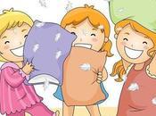 Come organizzare pigiama party