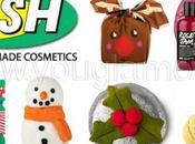 Regali Lush Natale 2014
