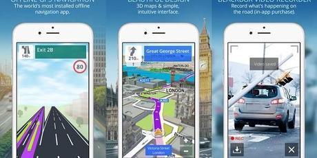 Sygic Europa: Navigazione GPS