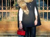 Outfit: mantellina pieno stile Cappuccetto Rosso