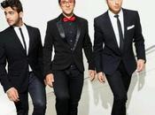 """Volo, menestrelli """"bel canto"""" mondo, Festival Sanremo 2015 cantano """"Grande amore""""."""