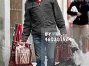 Viggo Mortensen buste della spesa, Madrid