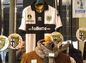 Parma Calcio Natale vetrina