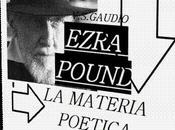 L'Uh- Book EZRA POUND Materia Poetica