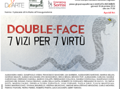 """Margutta Ristorarte inaugura domani Mostra """"Double-Face. vizi virtù"""": quaranta artisti raccontare l'altra faccia Natale"""