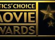 20th Annual Critics' Choice Movie Awards Nominations… Birdman vicino all'Oscar