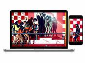 G.H. Mumm David Guetta: dual screen video