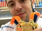 Scherma: campione olimpico, Matteo Tagliariol, allenamento Torino