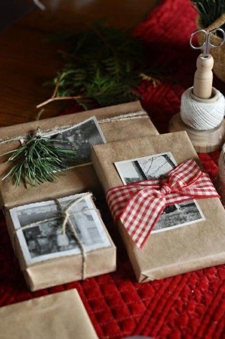 Conosciuto Idee fai da te per i pacchetti regalo di Natale - Paperblog TS66