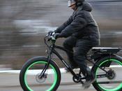 Milano, arrivo pony express 100% green