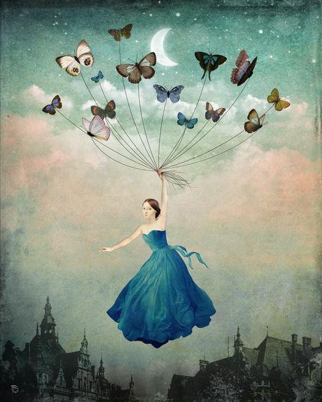 Molto Sulle ali della mia anima farfalla - Paperblog WP97