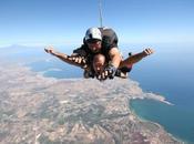 Siracusa: lanci tandem paracadute dicembre gennaio istruttori Skydive Sicilia