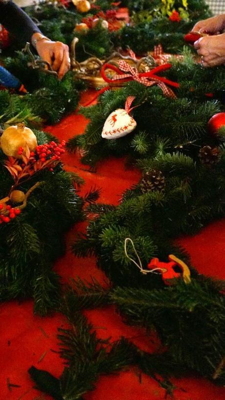 le ultimissime ghirlande per Natale