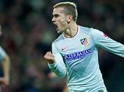 Athletic Bilbao-Atletico Madrid 1-4: primo tempo Leoni, Griezmann show